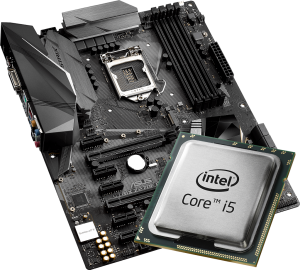 PACK - MB ASUS STRIX Z270F GAMING + Intel CORE I5-7400 3.00GHZ 6MB LGA1151
