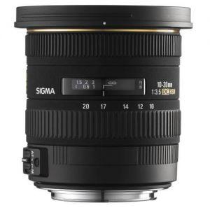 SIGMA - Objectiva 10-20mm f3.5 EX DC HSM-CANON