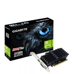 GIGABYTE - VGA GT 710 2GB DDR5 1XDVI/1XHDMI/BRK - GV-N710D5SL-2GL