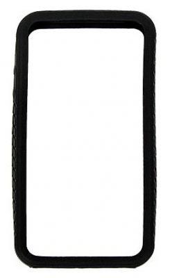 HITEC - Capa protetora silicone iPhone 4 negra
