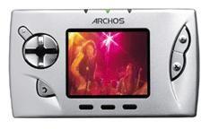 ARCHOS - Gmini 400 Pocket Music, Video, Photos, Games. Color screen.