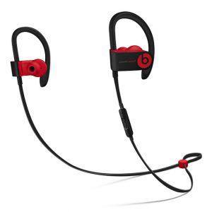 APPLE - Beats Powerbeats3 Wireless Earphones - The Beats Decade Collection - Defiant Black-Red