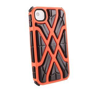 G-FORM - iPhone X - Orange Shell / Black RPT - CP1IP4010E