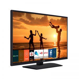 HITACHI - 39HB4T62 39P FULL HD SMART TV WIFI Preto LED TV