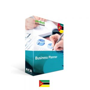 RCR - UNIQUE DASHBOARD BUSINESS PLANNER – MOÇAMBIQUE