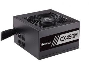CORSAIR - BUILDER SERIES CX V2 450 WATT SEMI-MODULAR 80+ BRONCE ATX CP-9020101-EU