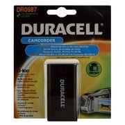 DURACELL - CAMCORDER BATTERY 7.4V 2000MAH - DR0987