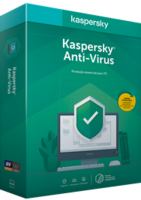 KASPERSKY - ANTIVIRUS 2020 BOX 1 Utilizador 1 Ano