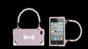 MAIWORLD - OBLIGE RIBBON iPHONE4(PINK)
