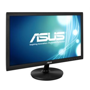 ASUS - VS228NE LED - 21.5P - 1920 x 1080 FullHD - 200 cd / m2 - 50000000:1 - 5ms - DVI-D: D-Sub - VESA - EPEAT
