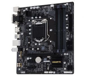 GIGABYTE - B250M-DS3H B250 SCKT1151 4XDDR4/1HDMI/1DVI-D/1D-SUB/USB3.1