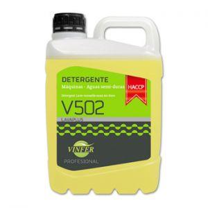 VINFER - Lava Loica Maquina (Aguas Semi Duras) HACCP - 5 Litros