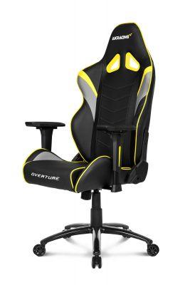 AKRACING - Cadeira Gaming Overture Yellow