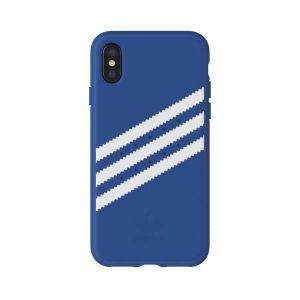 ADIDAS - MOULDED GAZELLE IPHONE X (BLUE/WHITE)