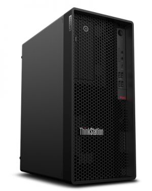 LENOVO - Desktop ThinkStation P340, Intel Core i7-10700 (2.90GHz, 16MB), W10 Pro 64, 16.0GB, 1x512GB SSD SATA III, Slim DVD RAMBO