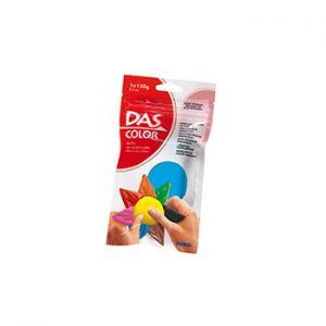 DAS - Pasta de modelar DAS Color Azul Cyan 150gr