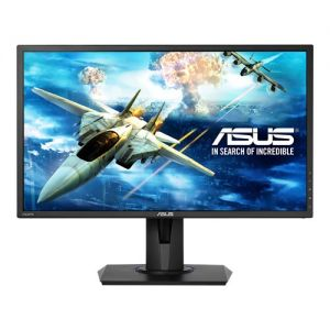 ASUS - MONITOR 24P 1920X1080 FHD 1MS/2XHDMI/D-SUB/MINI-JACK GAMING BLACK - VG245H