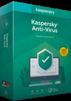 KASPERSKY - ANTIVIRUS 2020 3 Utilizadores 1 Ano