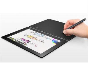 LENOVO - Tablet YB1-X90F - Intel Z8550 4-Core, LPDDR3 4GB, 32GB HDD, 10.1P 1920x1200 IPS, Camera 2.0MP FF, Camera 8.0MP AF, 802.11ABGNAC+BT4.0, GPS+Glonass, Android 6.0 - Gunmetal Grey