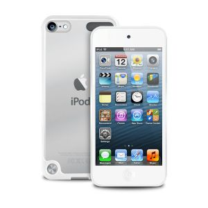 PURO - CAPA CLEAR P / iTOUCH 5 - BRANCO