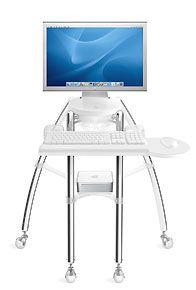 RAIN DESIGN - i360° 20-23 white (iMac G5 / Intel)