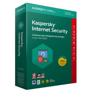 KASPERSKY - SOFTWARE TOTAL SECURITY 2018 5 USER 1 ANO BOX