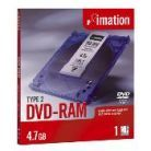 IMATION - Dvd-Ram Imation 4.7Gb Tipo 2 (Pack5un)
