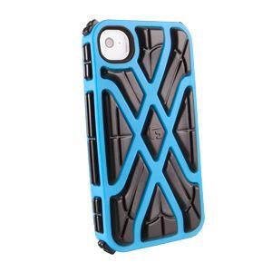 G-FORM - iPhone X - Blue Shell / Black RPT - CP1IP4006E