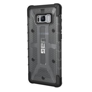 UAG - Samsung Galaxy S8Plus Plasma Case-Ash/Black - GLXS8PLS-L-AS