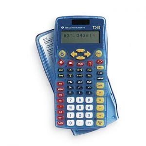 TEXAS - Calculadora Grafica Texas TI 15