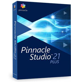 COREL - Pinnacle Studio 21 Plus ML EU