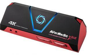 AverMedia - Mediaplayer LGP 2 Plus