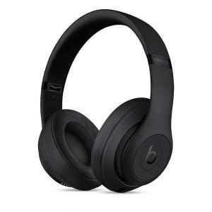 APPLE - Beats Studio3 Wireless Over?Ear Headphones - Matte Black