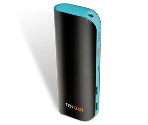 TENGO - POWER BANK 8800 8800MAH Preto, AZUL Bateria EXTERNA - RT3111ABT