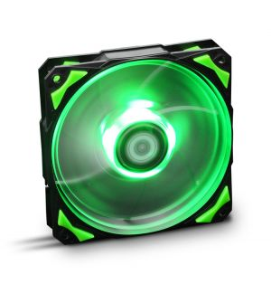 NOX - Hummer H-Fan 120 LED Green