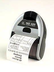 ZEBRA - Z-PERF 1000D 80 RECEIPT 75.4MM SUPL 14.6 METERS C-19MM BOX OF 30
