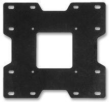 PEERLESS - Modular Series - Componente de montagem (adaptador de montagem) para painel plasma / LCD - preto - tamanho de tela: a - ACC-V2X2