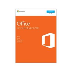 MICROSOFT - Office Home and Student 2016 Win Portuguese EuroZone Medialess P2
