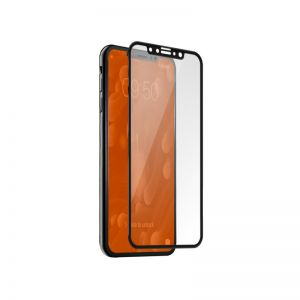 SBS - SCR PROTC HIGH TEMPERED GLASS ACCS IPHONE X BLACK HIGH RESISTANT