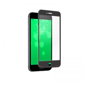 SBS - SCREEN PROTECTOR FULL GLASS ACCS ROUNDED EDGE IPH 7/6S/6PLUS BL