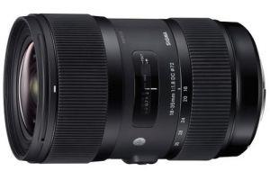 SIGMA - OBJECTIVA 18-35mm f:1.8 (A) DC HSM-C