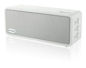MUSE - Coluna Bluetooth M-350 BTW 6W MÃOS LIVRES ENTRADA AUXILIAR 6H BATERIA INTERNA
