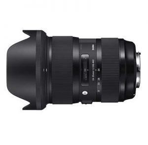 SIGMA - Objetiva 24-35mm/2 (A) DG HSM para Canon