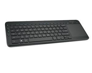 MICROSOFT - All-in-One Media Keyboard USB Portuguese