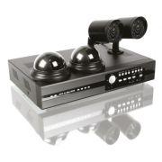 VELLEMAN - Promo Pack CCTV 8 H.264 DVR + 2 IR & 2 DOME CAMERAS + ACC