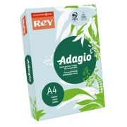 ADAGIO - Papel Fotocopia Adagio(Code48) A4 80gr (Azul Celeste) 1x500Fls