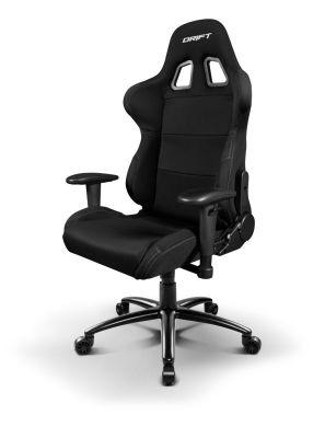 DRIFT - Cadeira Gaming DR100 Black Gaming Chair