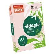 ADAGIO - Papel Fotocopia Adagio(cd07) A4 80gr Rosa 1x500Fls