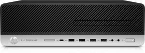 HP - EliteDesk 800 G5 SFF i7-9700 16GB 512GB SSD Win10 Pro 64bit 3yr Wty