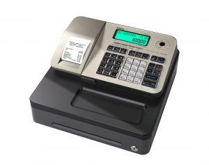 Casio SE-S100 Jato de tinta térmico 2000PLUs LCD caixa registadora
